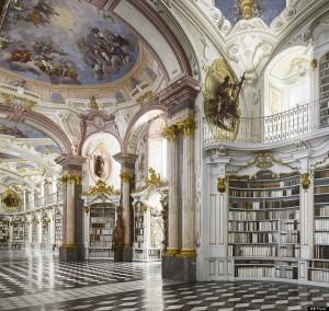 Admont Library, Austria