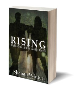 Rising: Book One of The Adept Cycle